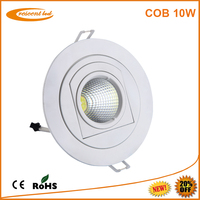 Model andy commercial lled cob downlights gimbal