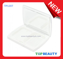 TP1207- Cosmetic Compact Transparent Powder Cases