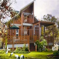 3x3Meter FRSTECH prefabricated wooden houses, steel prefabricated houses