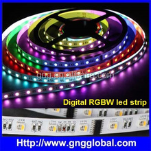 programmable rgbw led strip with dmx control system