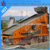 Sieving Sand Machine / Sand Sieving Machine / Vibratory Sand Sieving Machine