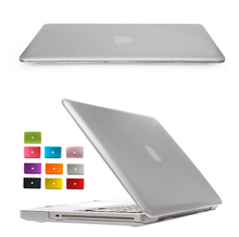 Rubberized Laptop protective case for Apple macbook air 13.3""
