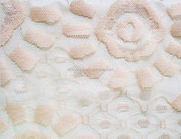 bandage dress fabric/lace fabric for wedding dress/dress fabric