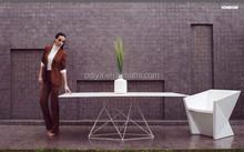 modern design fiberglass leisure single sofa chairs