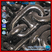 marine anchor chain (open and stud link chain)
