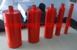 23mm to 350mm Diamond Core Drill Bits for Reinforced Concrete and Masonry Core Drilling
