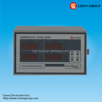 LS2008R Digital Hertz Meter can communicate with computer through RS-232 interface