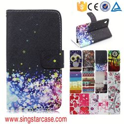Small MOQ for ZTE Apollo 894 case, for ZTE Apollo 894 leather case, for ZTE Apollo 894 wallet case