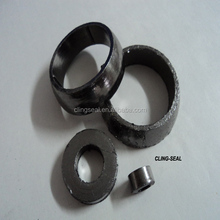 graphite exhaust seal O-ring gasket