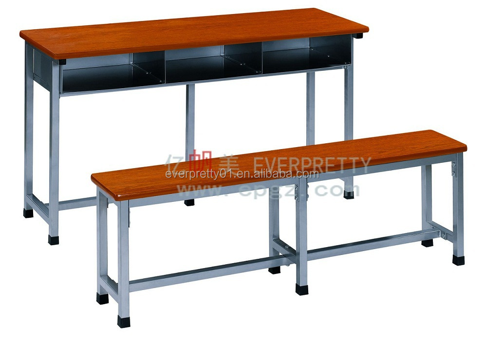 Cheap school furniture modern student study bench college for Modern furniture for sale cheap