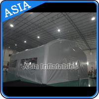 Inflatable Cube tent for Celebration / Water-proof Inflatable Tent / Inflatable Exhibition Tents