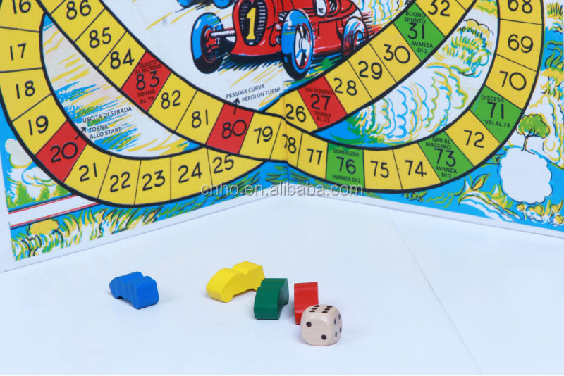 plastic board game spins/child toy