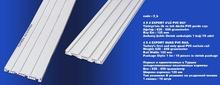 Curtain rail plastic PVC alloy hospitality hotel track