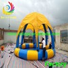 Ruilin hot selling inflatable swimming pool with tent for kids and adult