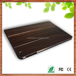Shenzhen factory wholesale for padauk wood ipad 6 case