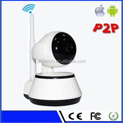 IP wireless burglar alarm system/Videophone network alarm with built-in Night Vision Camera
