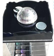 acrylic make up display manufacture
