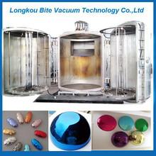 plastic / bottle cap aluminium coating machine/machinery/equipment