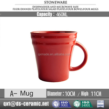 Low Cost High Quality stoneware china milka mug