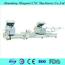 Shandong Mingmei fixed 45 angle ljz2-450*3600 any angle saw machine profilescutting machine of MMCNC with compective price