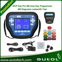 2015 New Arrival MVP Pro M8 Key Programmer Diagnostic Most Powerful MVP pro Key Programming Locksmith Tool