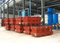 Sandry making eps lost foam casting process production line for casting manufacturing