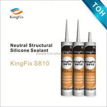 Neutral Structral Glazing RTV-1 Silicon Sealants