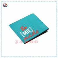 China Manufacturer Clothing Private Custom Labels
