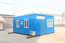 Economical in India panelized office container price