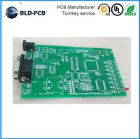 Black pcb design and pcb assembly