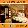 jewelry retail store design of shop fitting