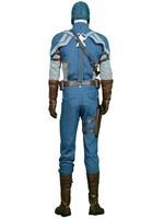 Anime Captain American The First Avenger cosplay costume Steve Rogers hero wear customized costume set