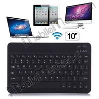 10 inch Tablet PC Wireless Keyboard Universal Bluetooth Keyboard for 10 inch Tablet PC