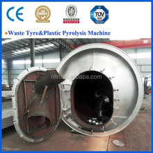 the newest generation full automatic factory direct waste plastic to oil machine with certification of CE,ISO,BV,TUV