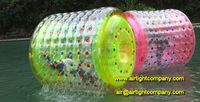 popular colorful inflatable zorbs water rollers hot sale water roller ball made in China