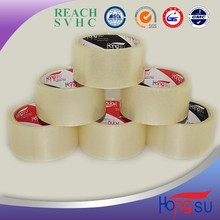 48mm low noise bopp clear adhesive