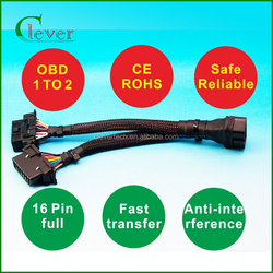 factory price j1962 mini usb obd cable made in china