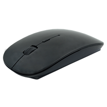 Optical Thin Cute Cheap Wireless Black Mouse