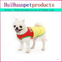 Wholesale plain pet dog T-shirt made in China
