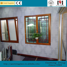 2015 Alibaba trade assurance golden supplier high quality china double glazed windows fabrication GM-4792
