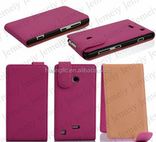 High Quality PU Leather Wallet Flip Stand Case Cover For Nokia Lumia 720 [With Card & Cash Slot]