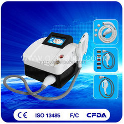 Excellent quality hotsell ipl+rf portable beauty equipment