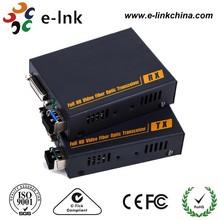 DVI-D Fiber Optic Extender transmission without compression /DVI - D