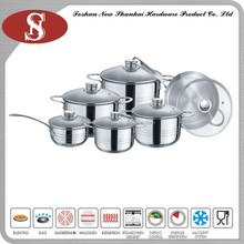 12Pcs New product Promotion look outdoor cookware