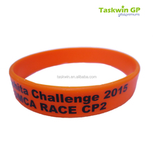 2015 popular printing silicone wristband for men like a business gift or souvenir