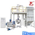 la capa del polvo de pintura de la máquina de fabricación de molienda del molino