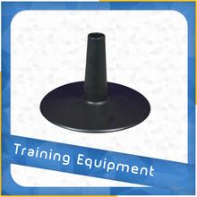 Slalom pole base/Training cone wiht holes/soccer training disc cones/Dome cone set