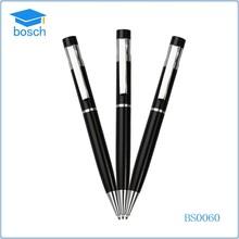 Factory Elegant ballpen hotel metal pen metal desk pen
