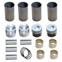 Hot Sale! 700P truck parts 4KH1 engine piston liner set/engine piston liner kits/engine cylinder liner set