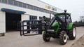 D'approvisionnement d'usine 110hp tracteur agricole avec met en œuvre